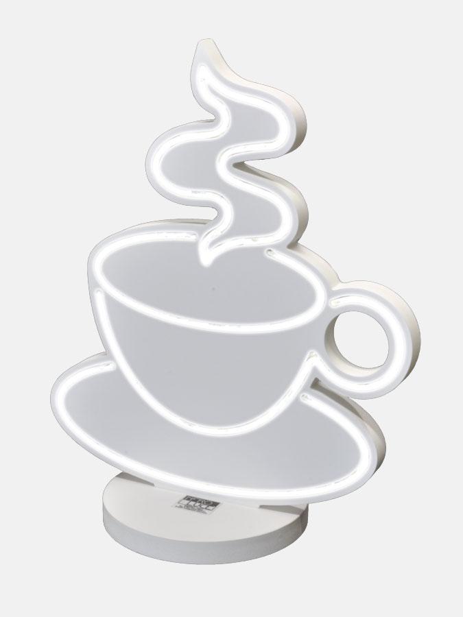 Tazzina di caffè baby LED - Art. 0555/2