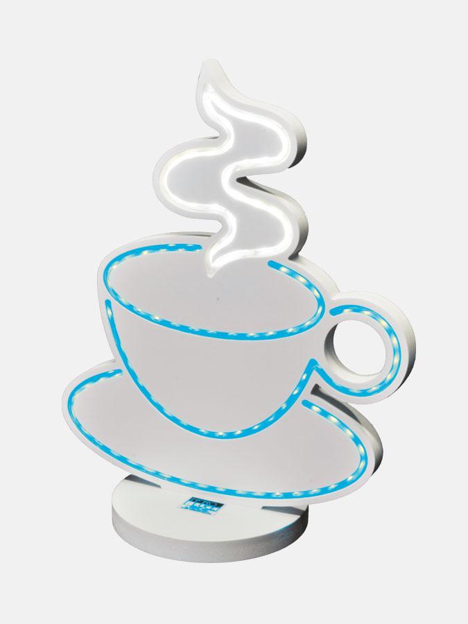 Tazzina di caffè baby LED - Art. 0555/5