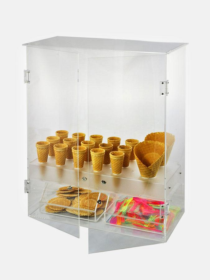 Heated cones holder - Art.0903/CR