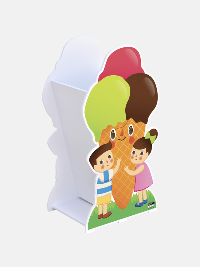 Baby double-sided waste bin - Art. 0776
