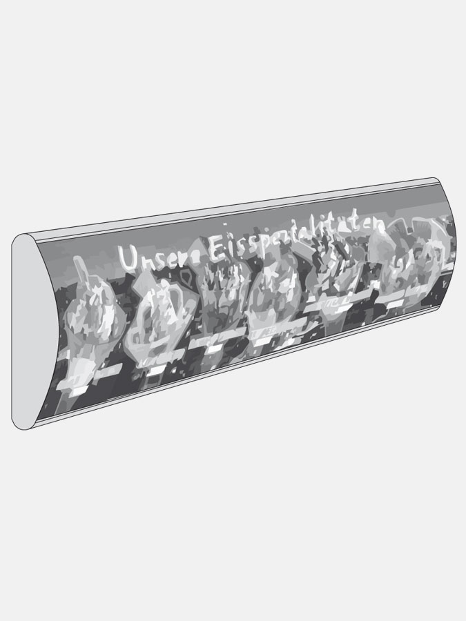 Espositore luminoso Bombex - Art. 0300