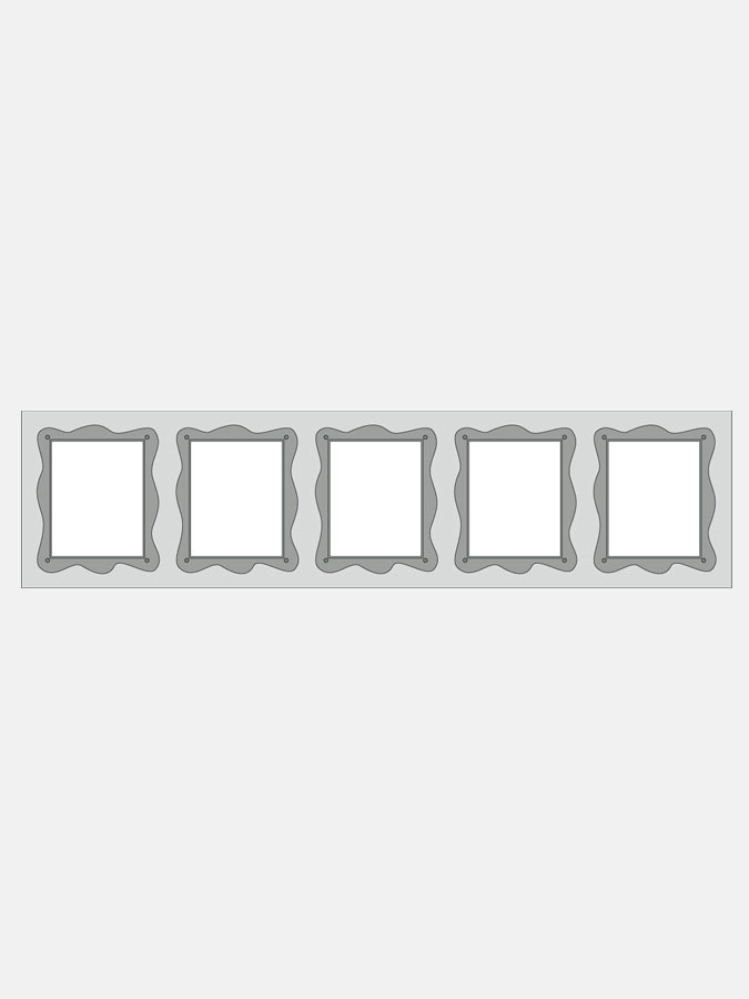 Espositore luminoso Funframe - Art. 0160