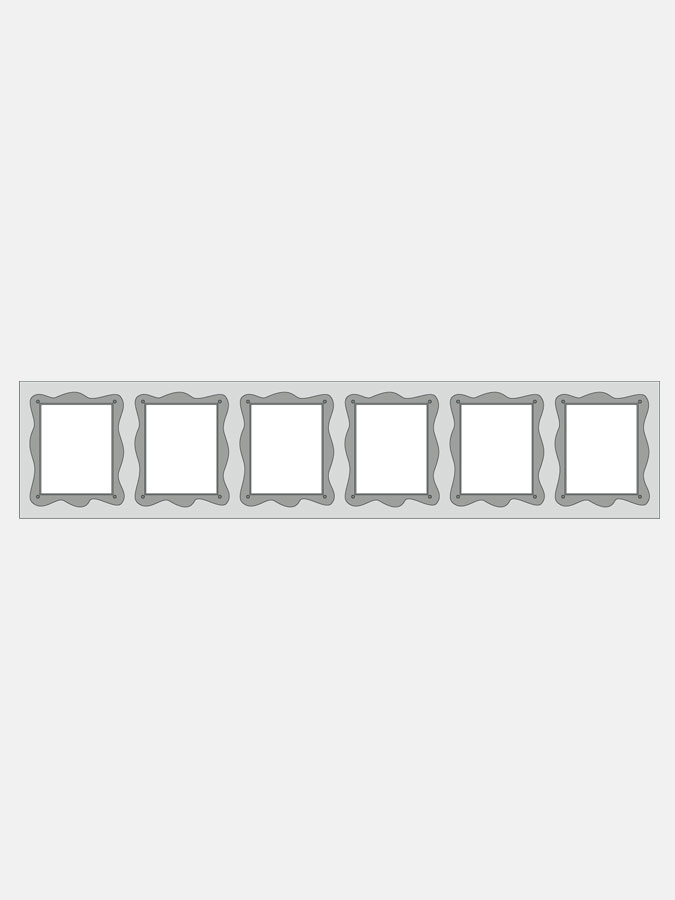 Espositore luminoso Funframe - Art. 0161