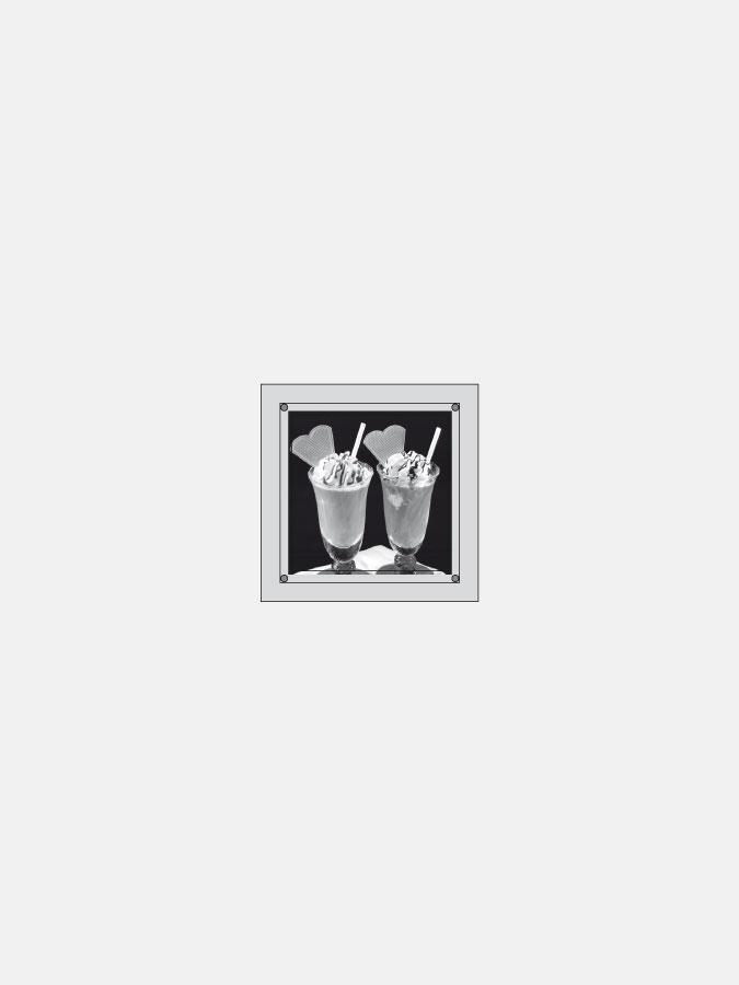 Espositore luminoso Inox - Art. 2101