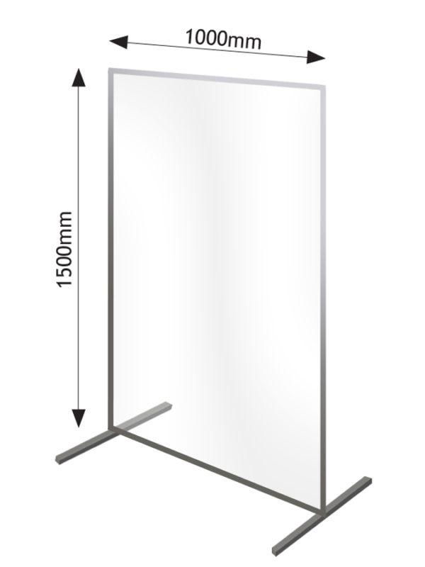 Barriera da pavimento - Art. 3015